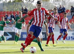 Temp. 17-18 | Atlético de Madrid B - Racing de Ferrol | Montoro