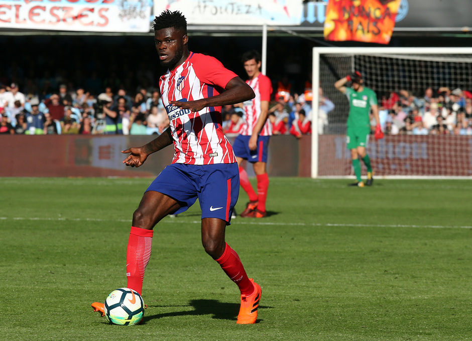 Temp. 17-18 | Celta - Atlético de Madrid | Thomas