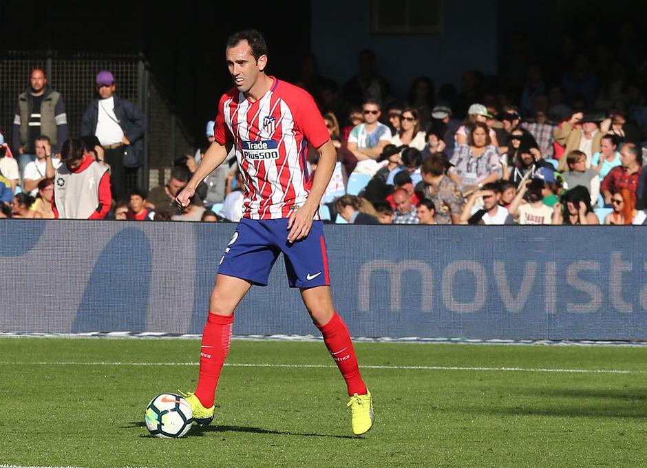 Temp. 17-18 | Celta - Atlético de Madrid | Godín