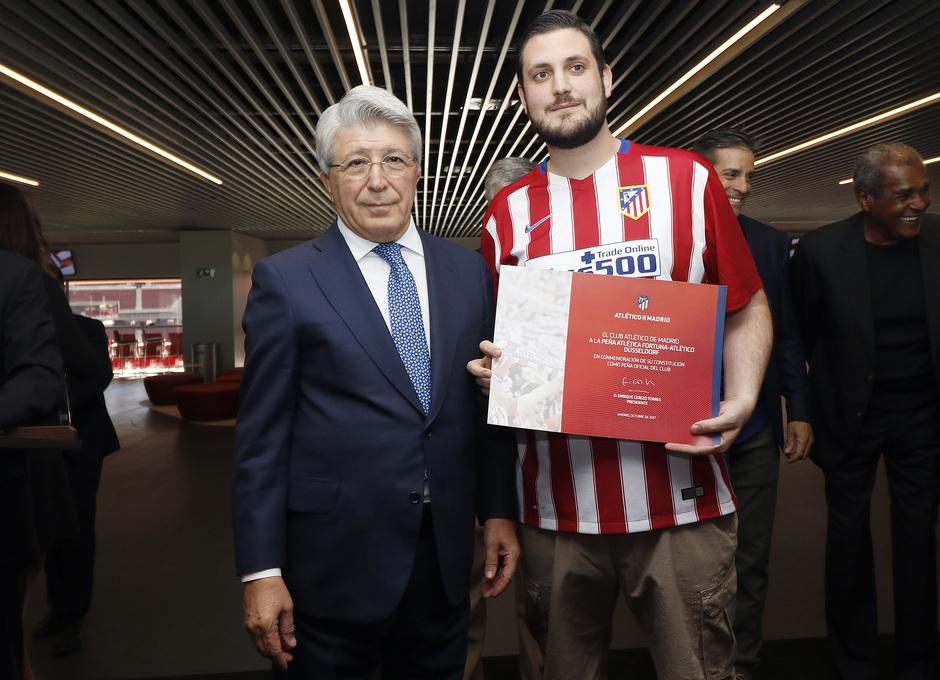 Día de las peñas - Peña Atlética Fortuna- Atlético Düsseldorf