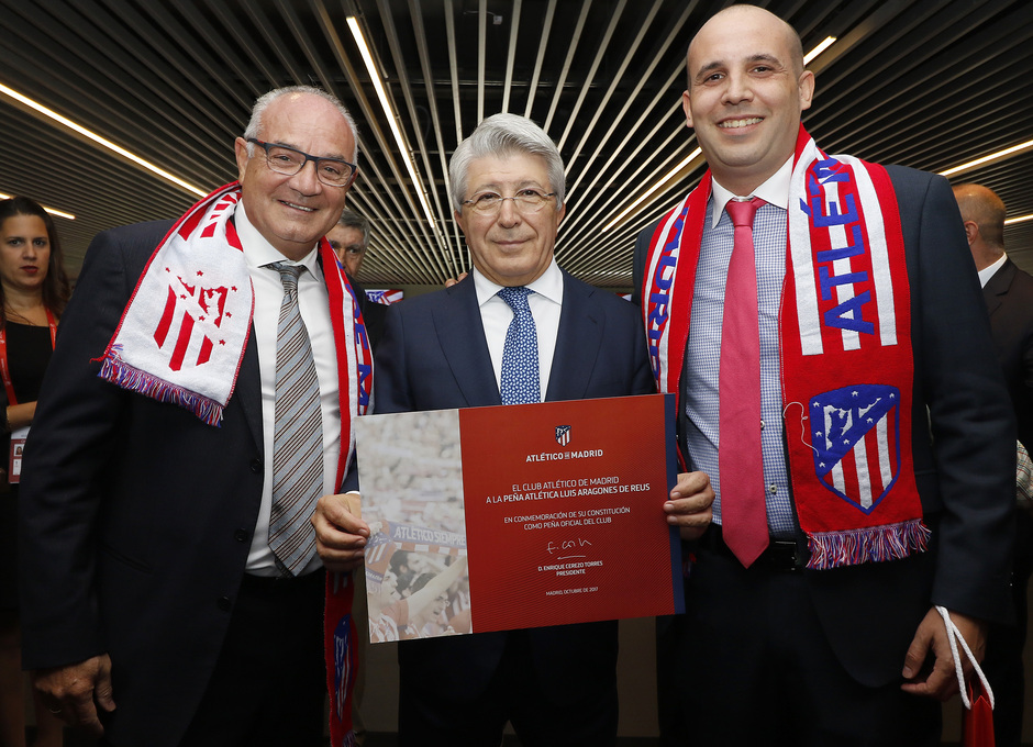 Día de las peñas - Peña Atlética Luis Aragonés de Reus