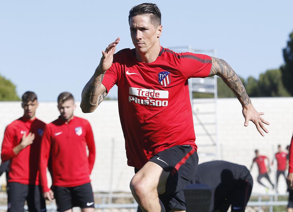 Temporada 17/18. Entrenamiento 29-10-17 | Torres
