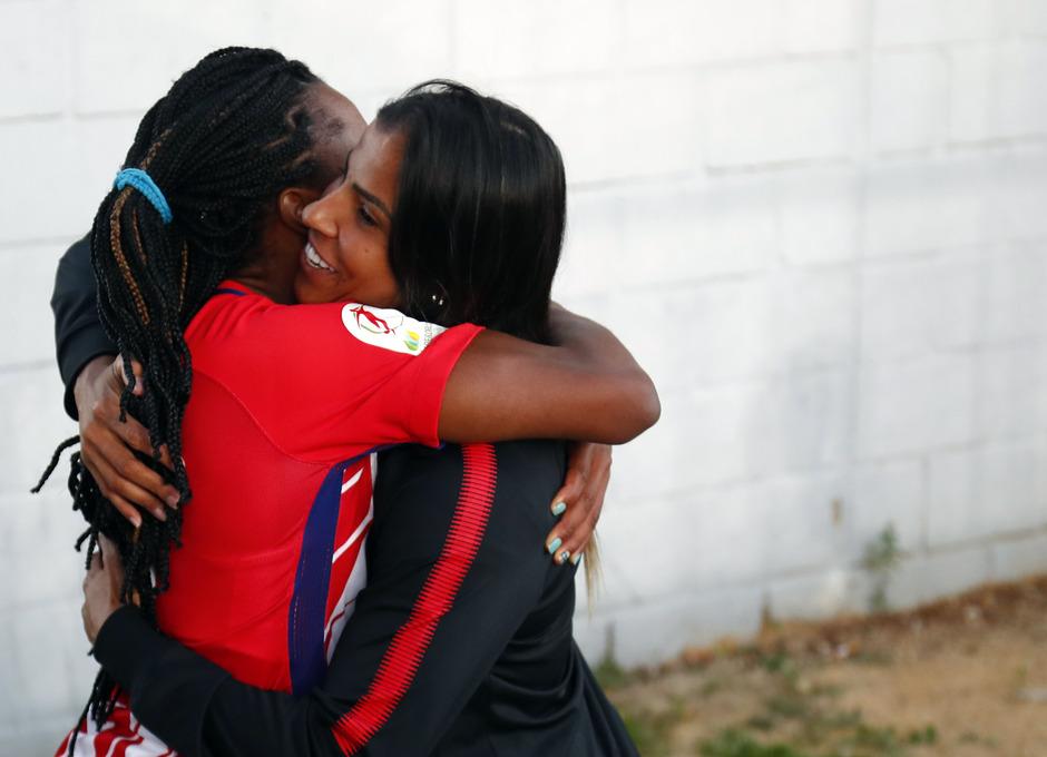 temp. 17-18. Atlético de Madrid Femenino-FC Barcelona. La otra mirada. Ludmila