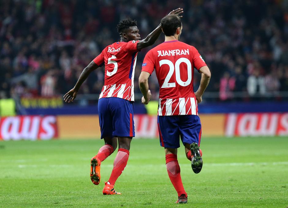Temp. 17/18 | Atlético de Madrid - Qarabag | Thomas