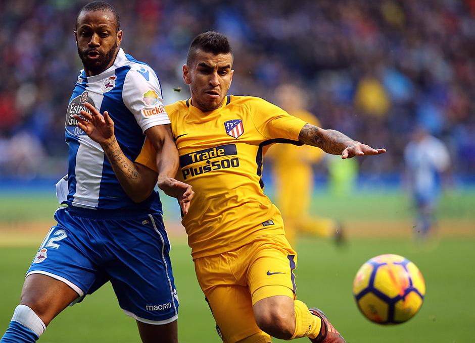 Temp. 17-18 | Deportivo - Atlético de Madrid | Correa