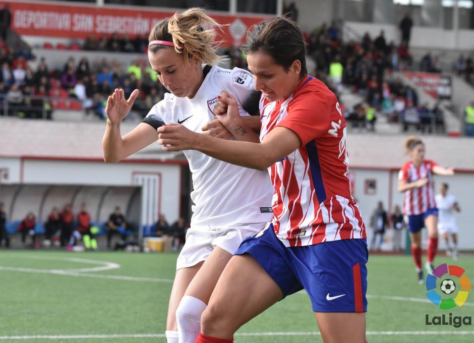 temp. 17-18. Madrid CFF - Atlético de Madrid Femenino | Corredera