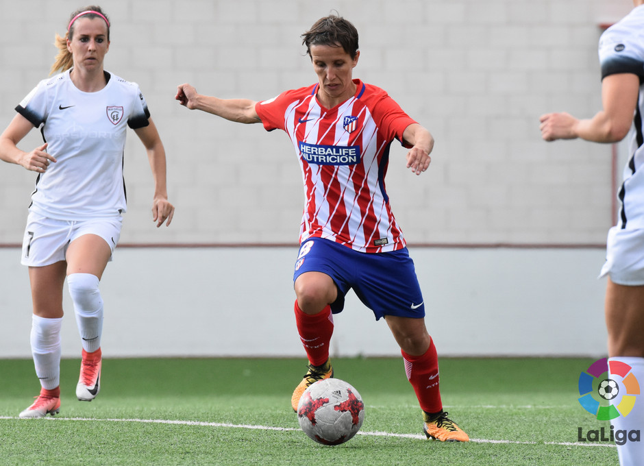 temp. 17-18. Madrid CFF - Atlético de Madrid Femenino | Sonia