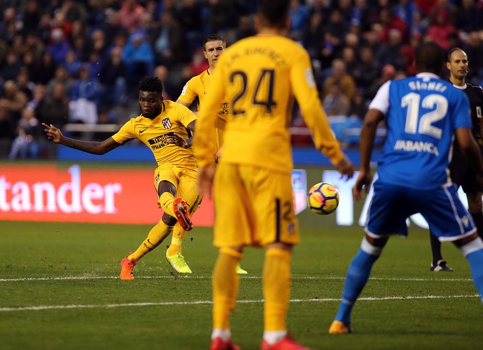 Temp. 17-18 | Deportivo - Atlético de Madrid | Thomas