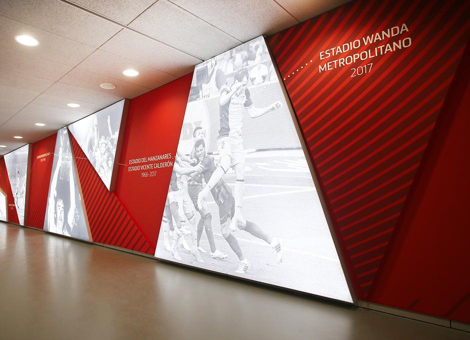 Túnel Wanda Metropolitano 11