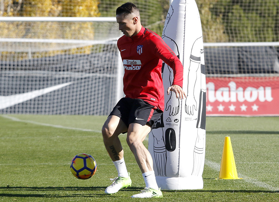 Temp. 17-18 | Entrenamiento en la Ciudad Deportiva. 09/11/2017 | Torres