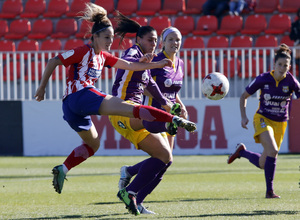 Atlético de Madrid Femenino - Granadilla | Esther