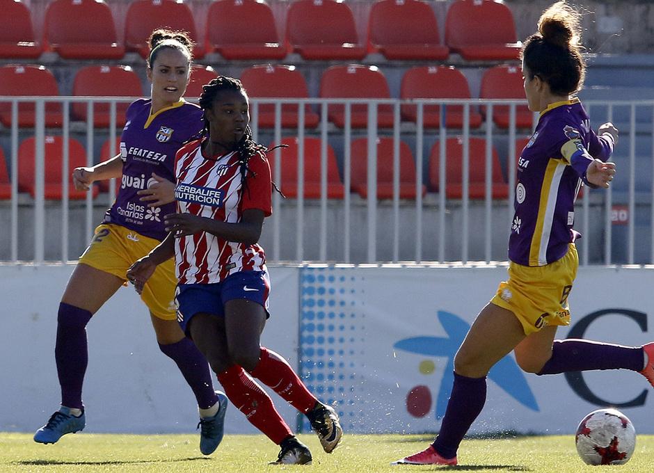 Atlético de Madrid Femenino - Granadilla | Ludmila