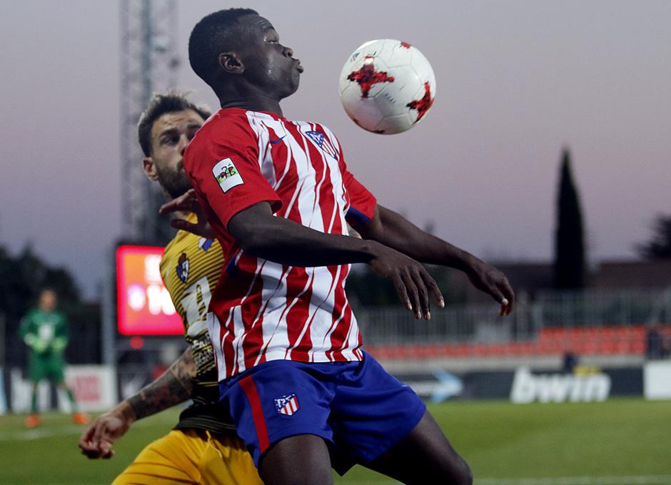 Atlético de Madrid B - Ponferradina | Obama