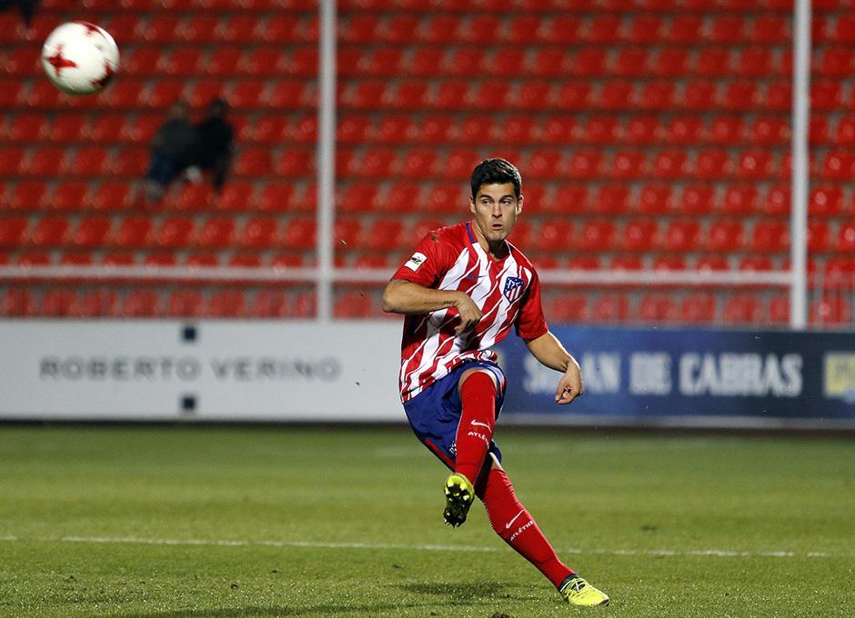 Atlético de Madrid B - Ponferradina | ROberto Olabe