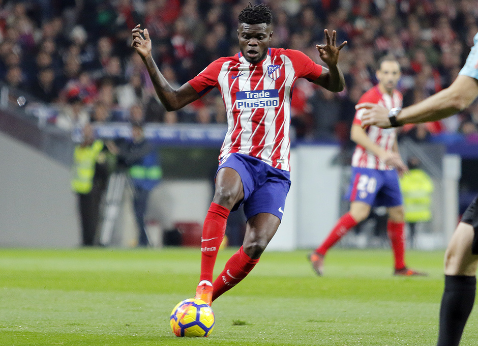 Temp. 17-18 | Atlético de Madrid - Real Madrid | Thomas