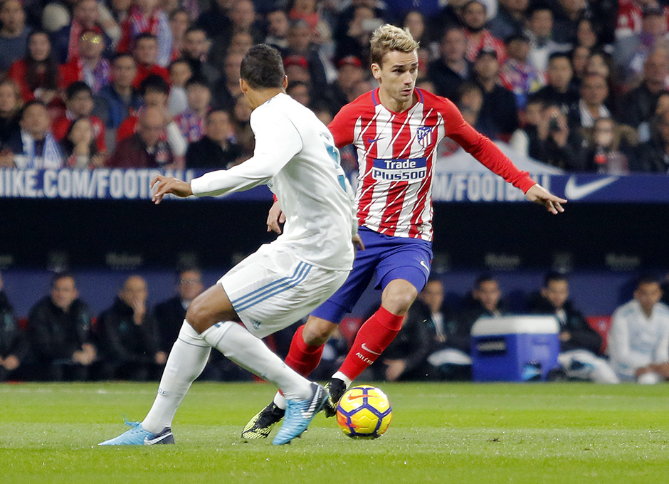 Temp. 17-18 | Atlético de Madrid - Real Madrid | Griezmann