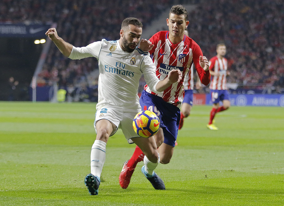 Temp. 17-18 | Atlético de Madrid - Real Madrid | Lucas
