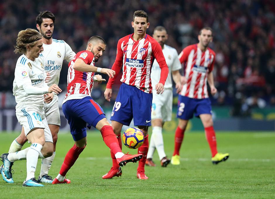 Temp. 17-18 | Atlético de Madrid - Real Madrid | Carrasco