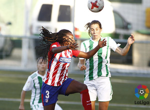 Temp. 17-18 | Betis-Atlético de Madrid Femenino | Ludmila