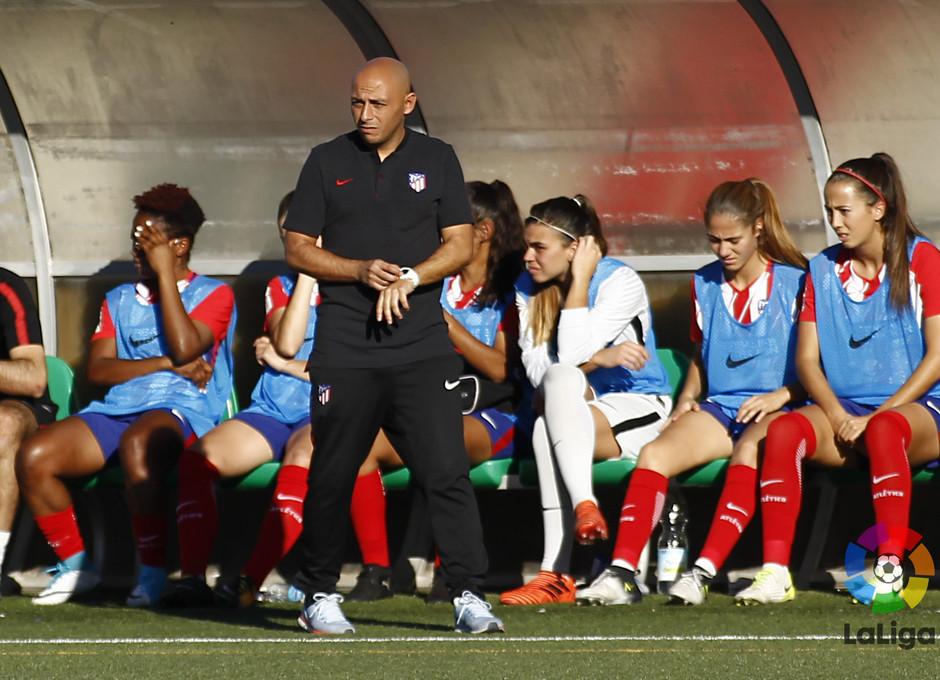 Temp. 17-18 | Betis-Atlético de Madrid Femenino | Villacampa