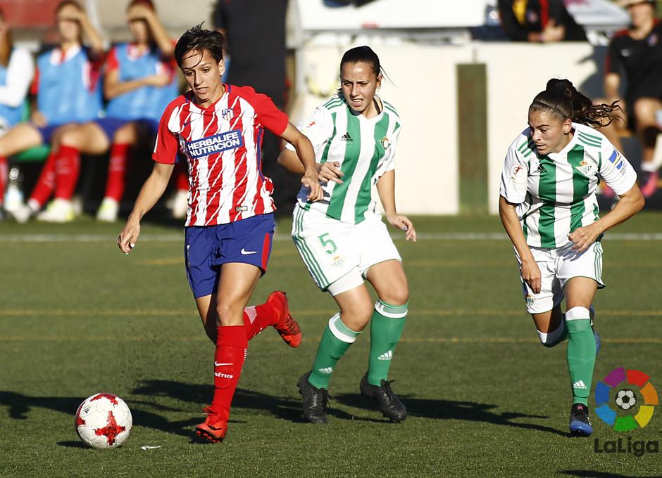 Temp. 17-18 | Betis-Atlético de Madrid Femenino | Corredera