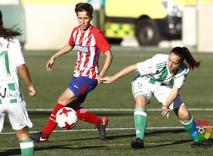 Temp. 17-18 | Betis-Atlético de Madrid Femenino | Sonia