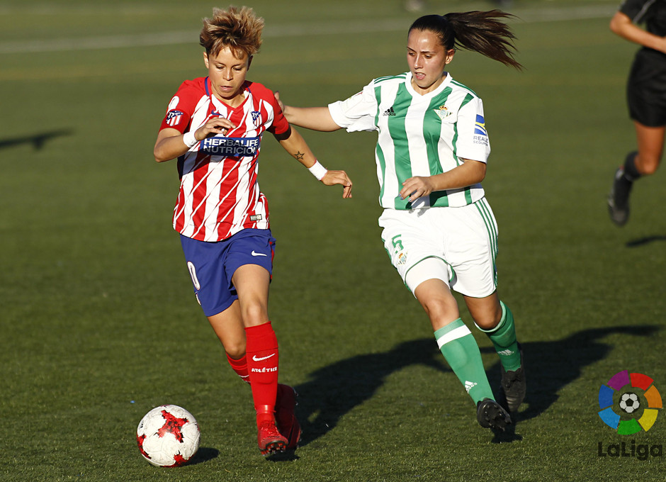 Temp. 17-18 | Betis-Atlético de Madrid Femenino | Amanda