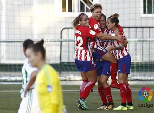Temp. 17-18 | Betis-Atlético de Madrid Femenino | Meseguer