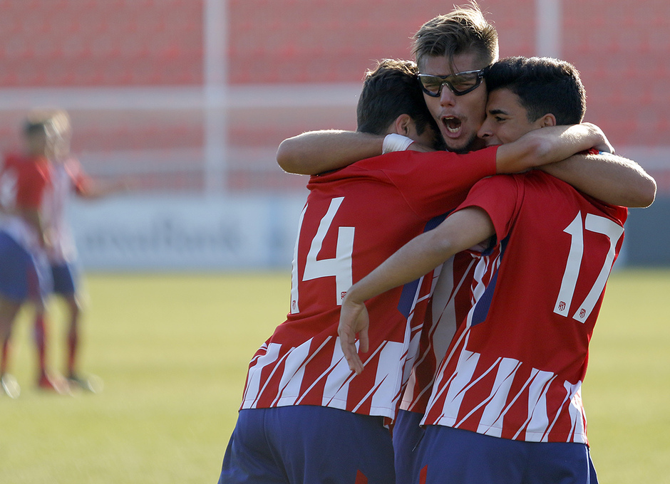 UEFA Youth League - Atlético - AS Roma |