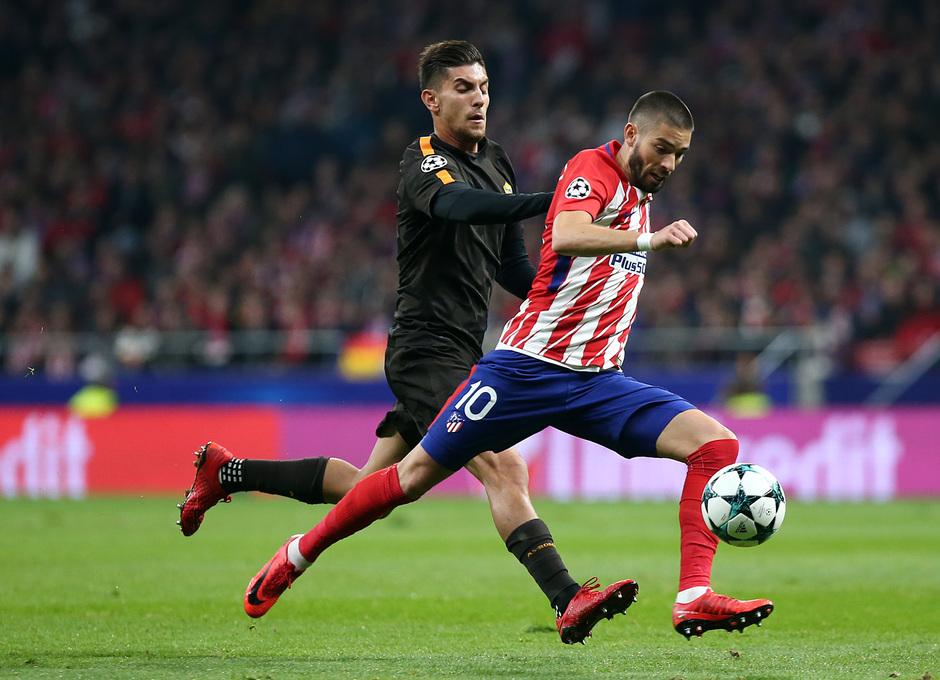 Temp. 17/18 | Atlético de Madrid - Roma | Carrasco