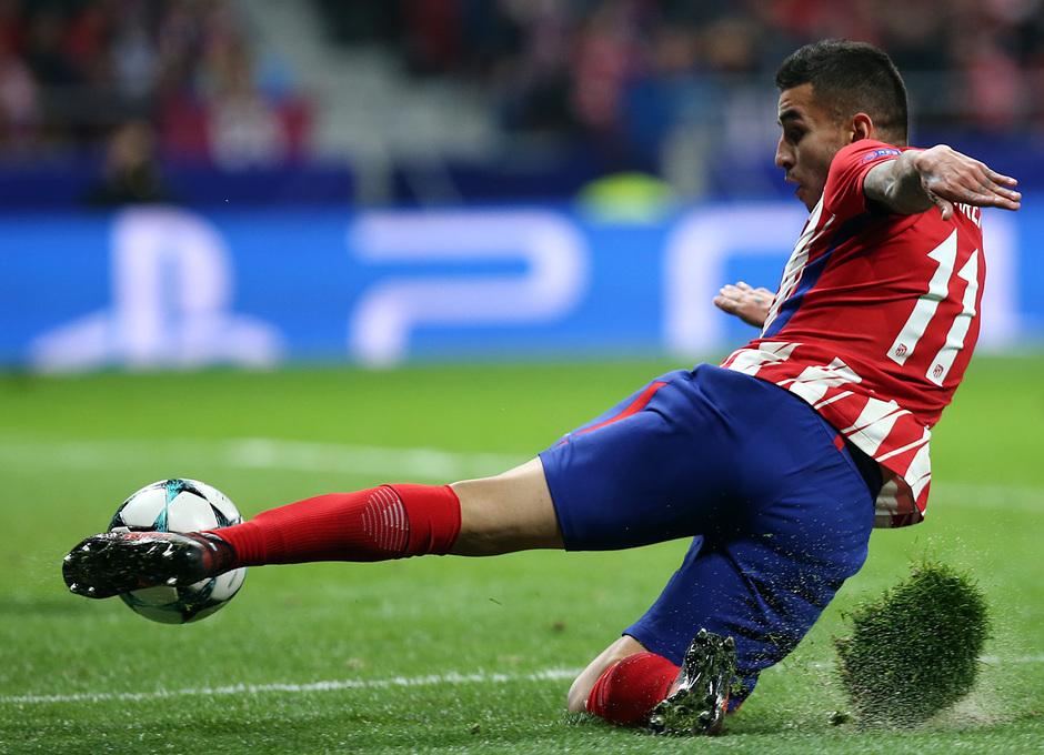Temp. 17/18 | Atlético de Madrid - Roma | Correa