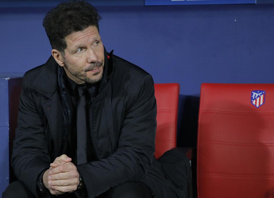Temp. 17/18 | Atlético de Madrid - Roma | Simeone