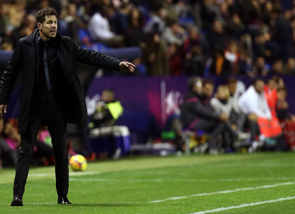 Temp. 17-18 | Levante - Atlético de Madrid | Simeone