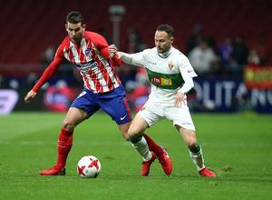 Temp. 17-18 | Atlético de Madrid - Elche | Lucas