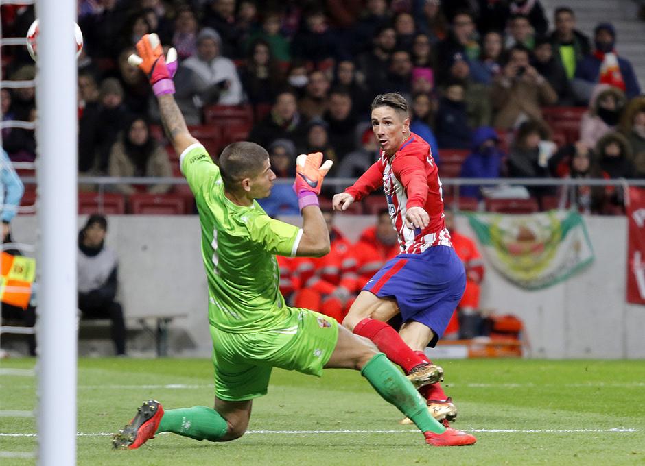 Temp. 17-18 | Atlético de Madrid - Elche | Torres