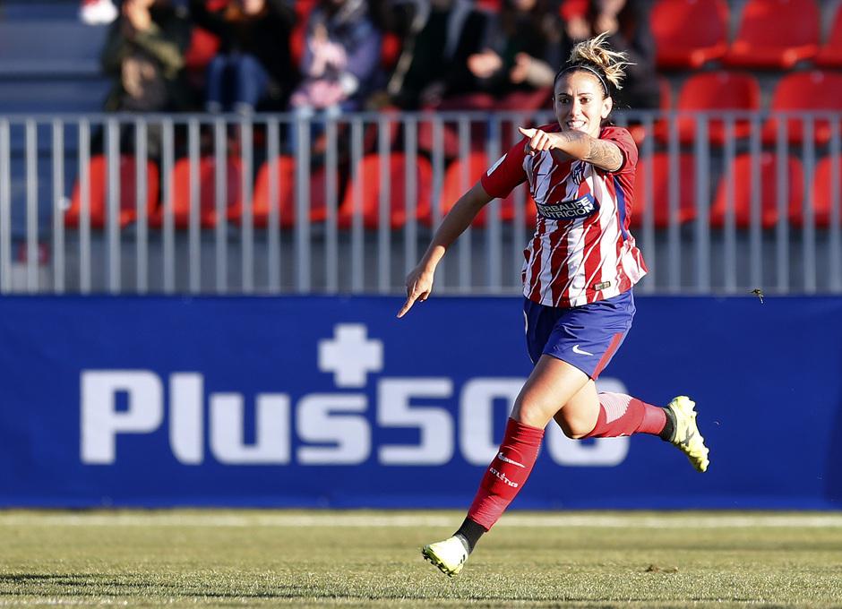 Temp. 17/18 | Atlético de Madrid Femenino - Sevilla FC | Ángela Sosa