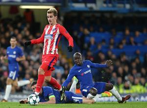 Temp. 17/18 | Chelsea - Atlético de Madrid | Griezmann