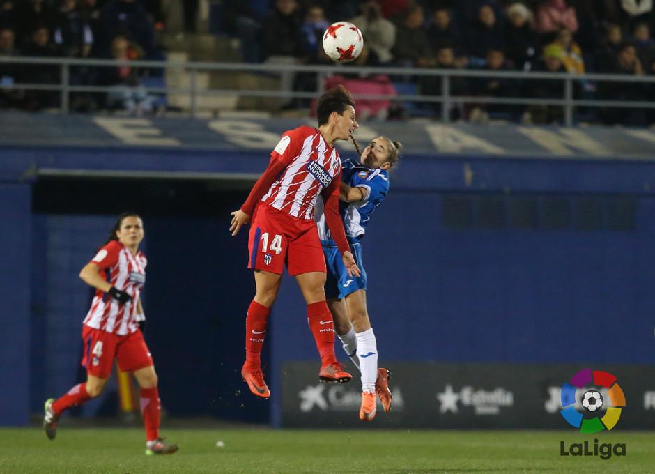Temp. 17-18 | Espanyol-Atlético de Madrid Femenino | Corredera
