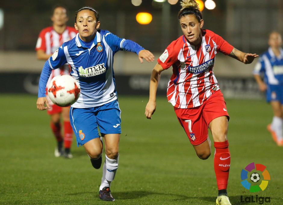 Temp. 17-18 | Espanyol-Atlético de Madrid Femenino | Sosa