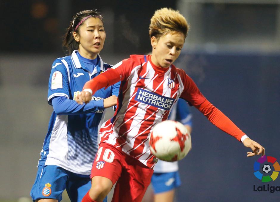 Temp. 17-18 | Espanyol-Atlético de Madrid Femenino | Amanda