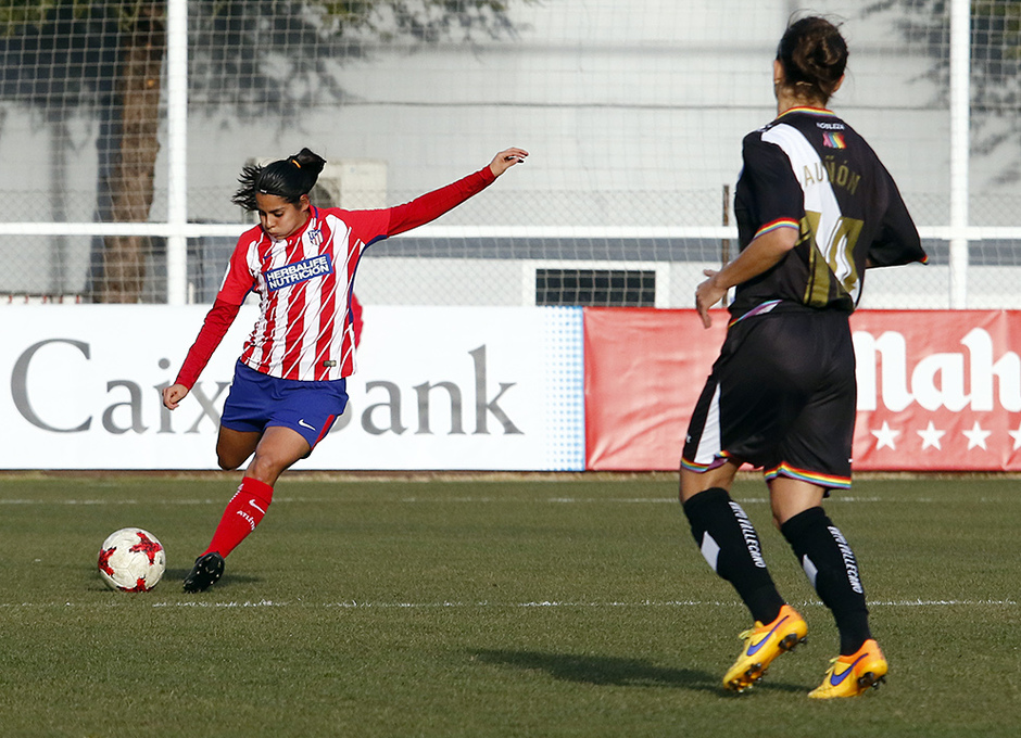 Temp. 17-18 | Atlético de Madrid Femenino-Rayo Vallecano | Kenti