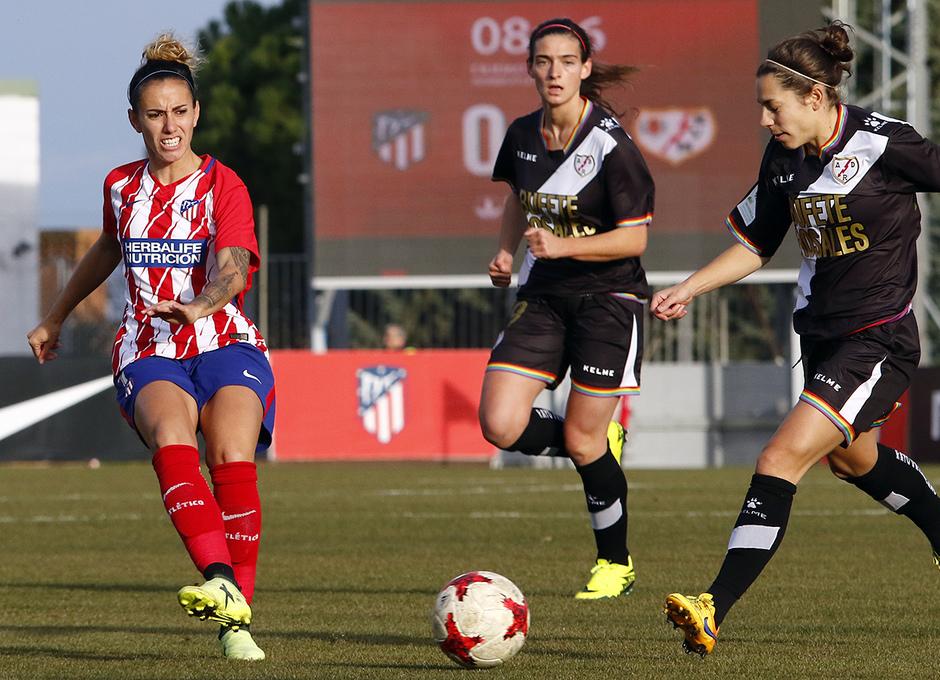 Temp. 17-18 | Atlético de Madrid Femenino-Rayo Vallecano | Sosa