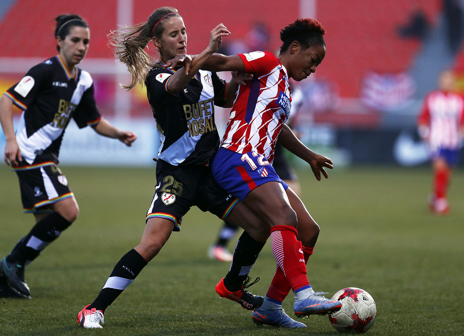 Temp. 17-18 | Atlético de Madrid Femenino - Rayo Vallecano | Ordega