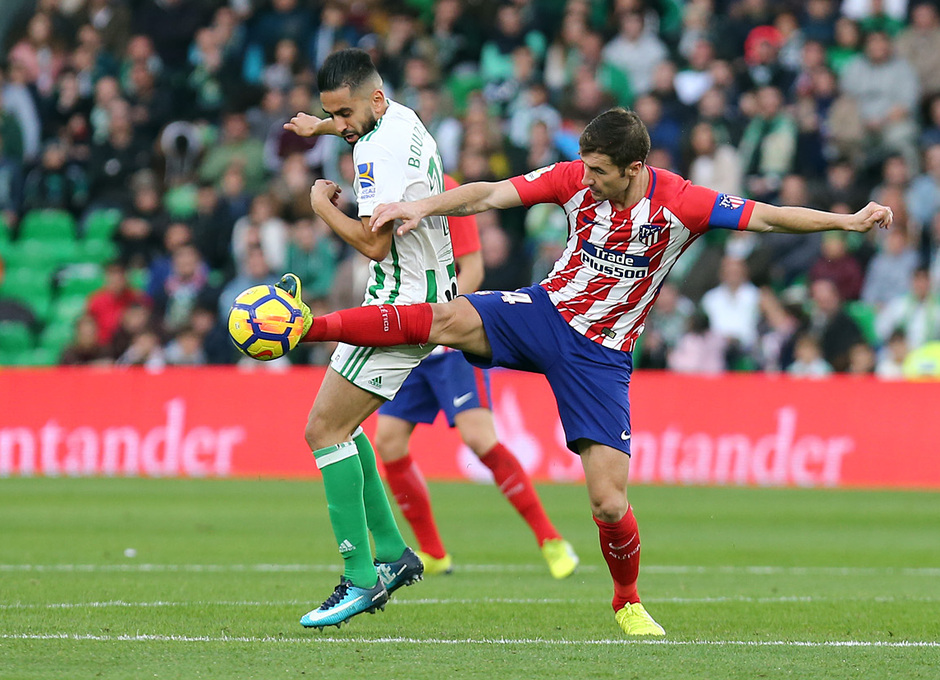 Temp. 17-18 | Betis - Atlético de Madrid | Gabi
