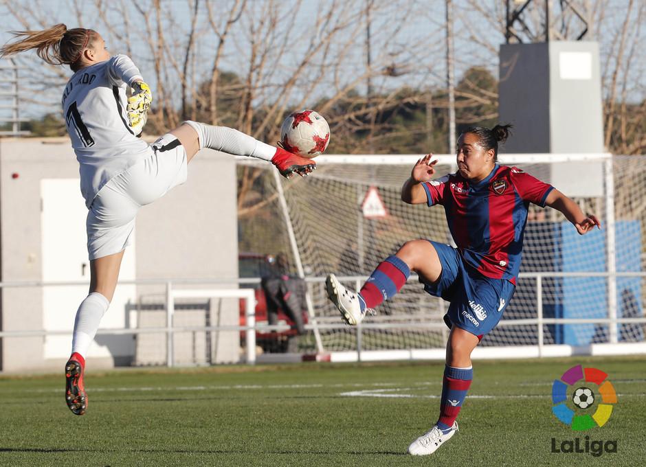 Temp. 17-18 | Levante - Atlético de Madrid Femenino | Lola Gallardo