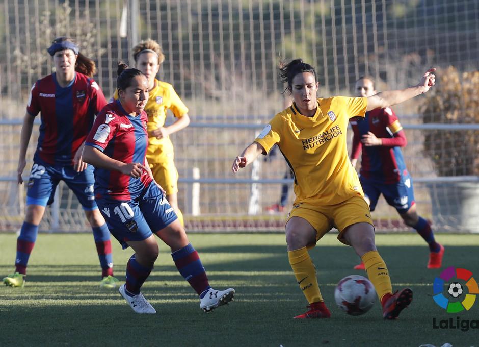 Temp. 17-18 | Levante - Atlético de Madrid Femenino | Meseguer