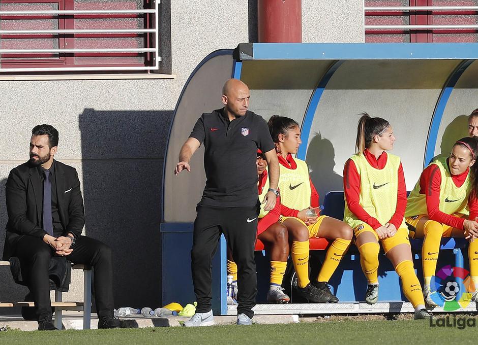 Temp. 17-18 | Levante - Atlético de Madrid Femenino | Villacampa