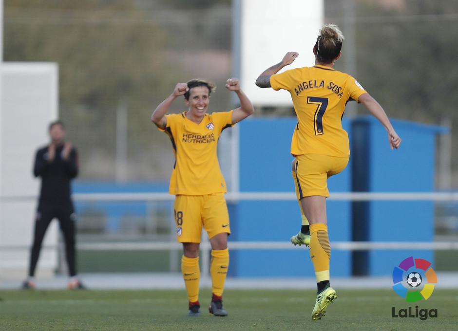 Temp. 17-18 | Levante - Atlético de Madrid Femenino | Ángela Sosa