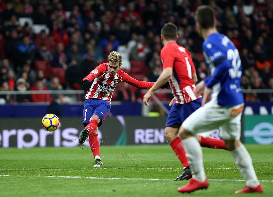 Temp. 17-18 | Atlético de Madrid-Alavés | Griezmann