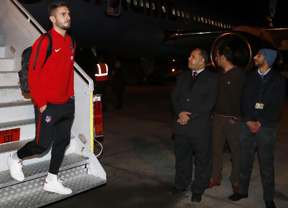 Llegada a Egipto   Koke